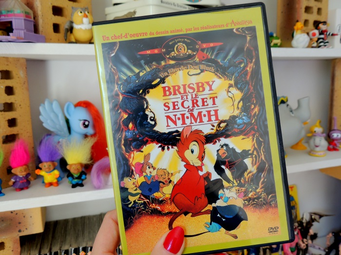 DVD Brisby et le secret de Nimh