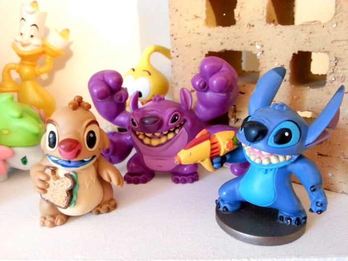 Figurine Lilo et Stitch Disney