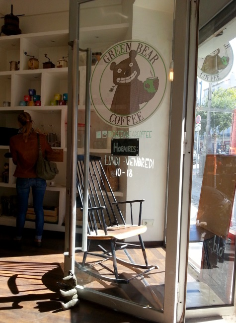 Green Bear Coffee, mon avis